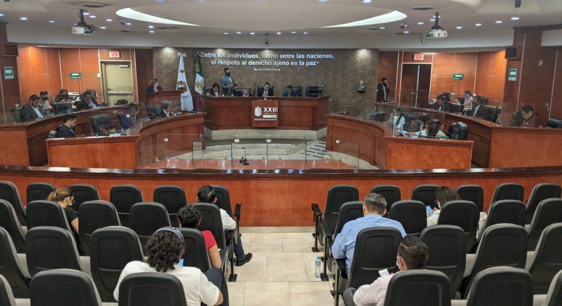 Congreso de Baja California prohíbe propaganda electoral