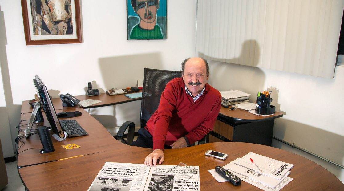Josetxo Zaldua. Foto José Núñez / archivo La Jornada