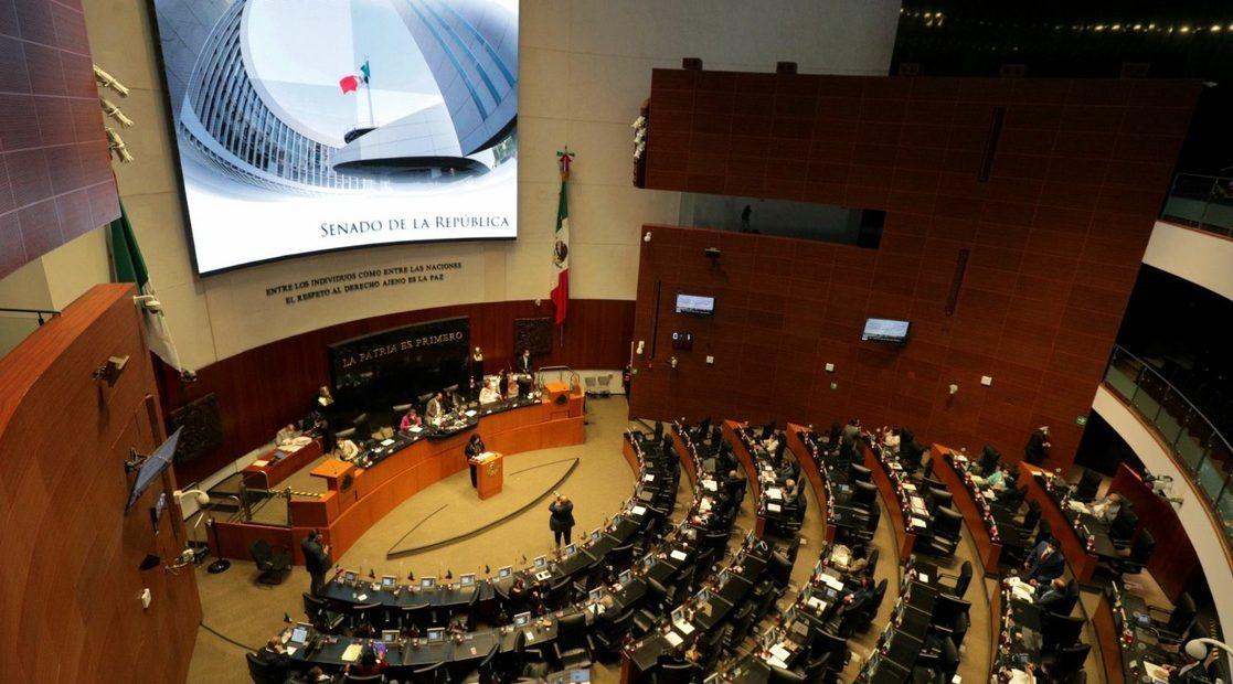 Senado. Foto Roberto García Ortiz / archivo La Jornada