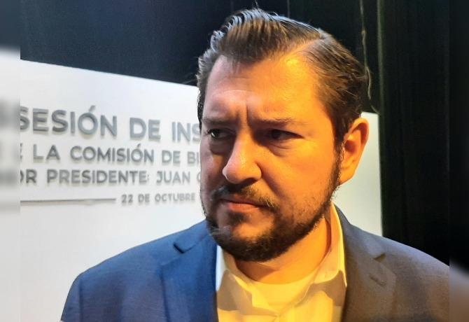Titular de Sibso, Netzahualcóyotl Jáuregui Santillán