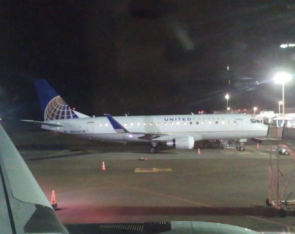 vuelo internacional. Foto Julieta Martínez